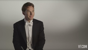 Benedict for Vanity Fair Magazine