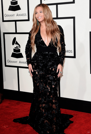 Beyoncé @ the 2015 GRAMMY