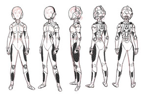 Big Hero 6 Concept Art - Abigail Callaghan