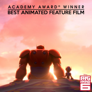 Big Hero 6 won the Academy Award for Best Animated Feature!