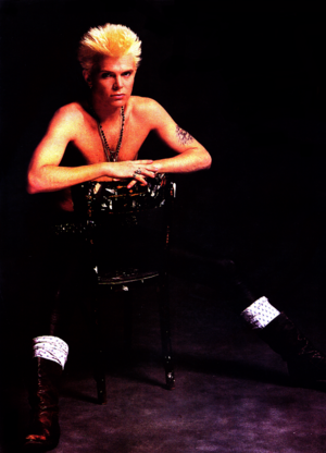 Billy Idol 1984