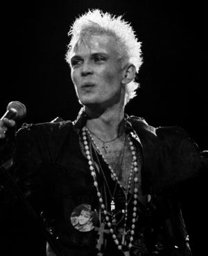 Billy Idol (1985)