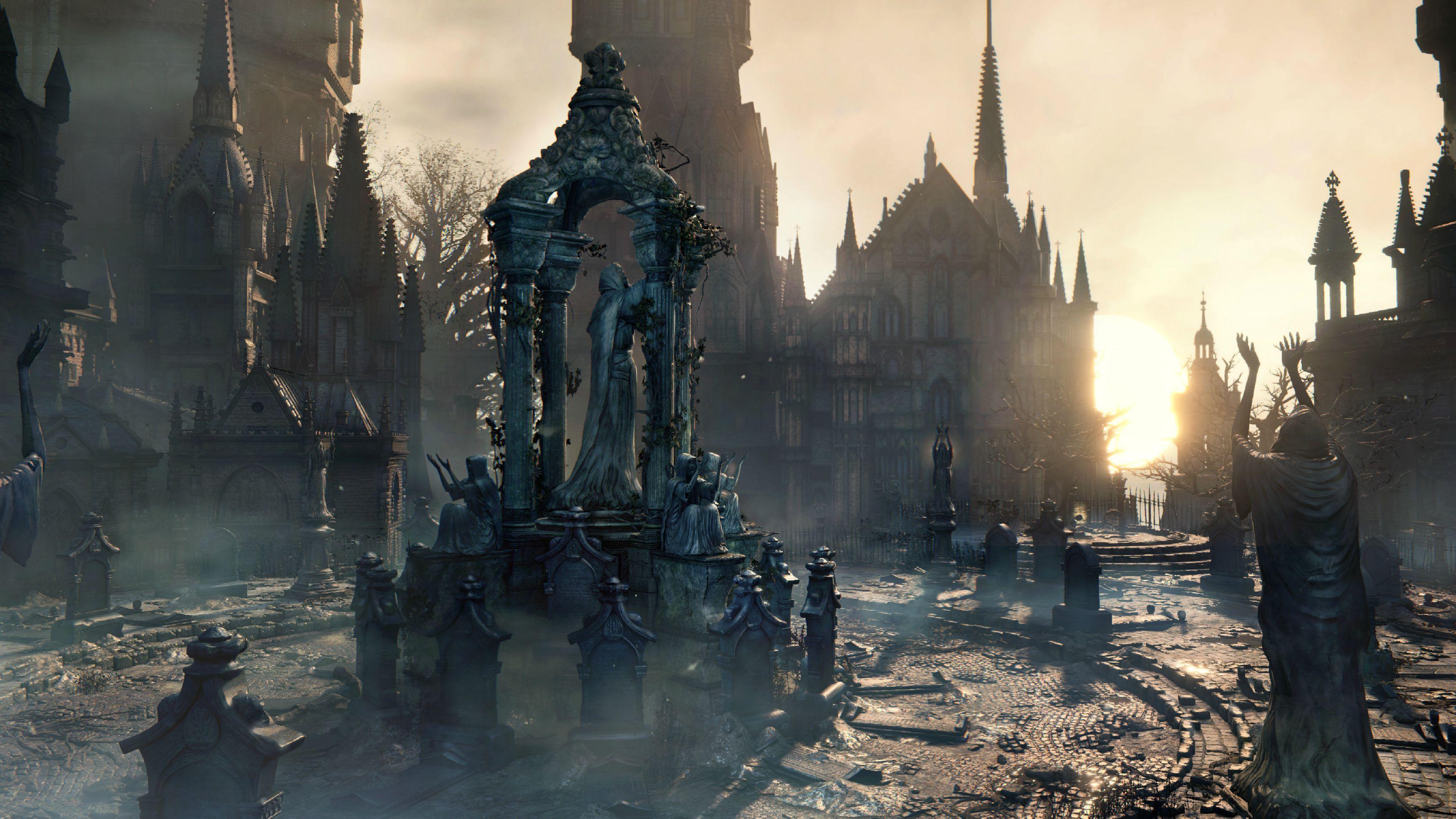 Bloodborne fontaine