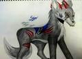 Bloodhound Omega: Hybred - alpha-and-omega fan art