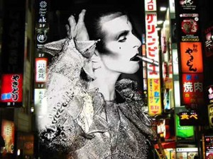 Bowie clown