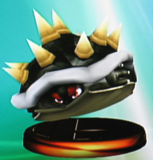 Bowser Trophy (Melee)