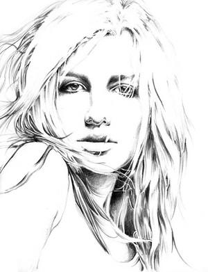 Britney fan art