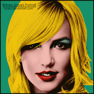 Britney shabiki art