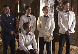 Brittana's Wedding