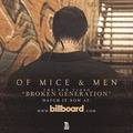 Broken Generation promo picture - of-mice-and-men-band photo