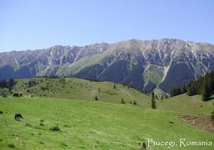 Bucegi mountains, Carpathians Romania
