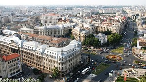 universiteit Square, Bucharest, Romania, Bucuresti