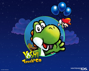 Bunch of Yoshi wallpaper