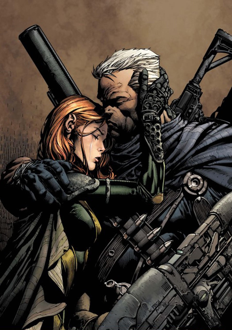 Cable Marvel Comics Images Cable Nathan Summers Hd Wallpaper