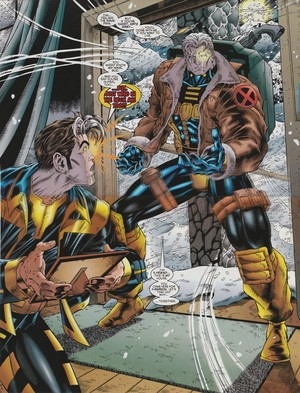 Cable -- Nathan Summers