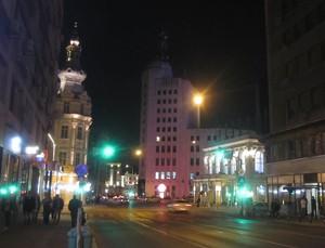Calea Victoriei Bucharest Bucuresti Romania