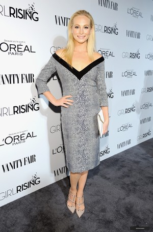 Candice at VANITY FAIR and L'Oreal Paris D.J. Night Benefit