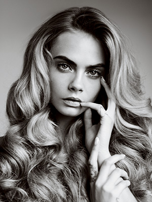 Cara Delevingne वॉलपेपर probably with a portrait titled Cara Delevingne