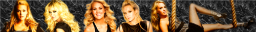 Carrie Underwood photo entitled Carrie Banner