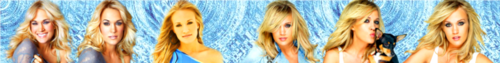 Carrie Underwood photo called Carrie Banner