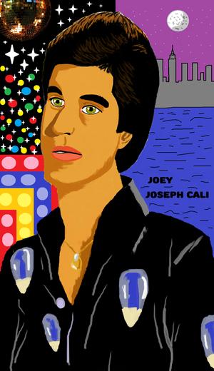Cartoon Joey