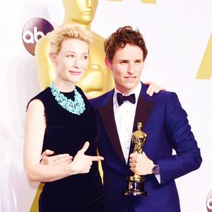 Cate Blanchett Oscar 2015