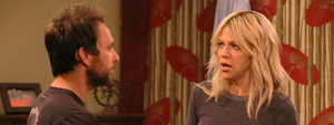 Charlie and Dee// 10x06