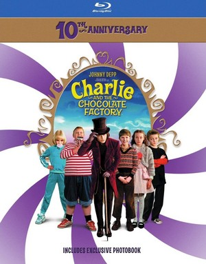 Charlie and the चॉकलेट Factory 10th Anniversary