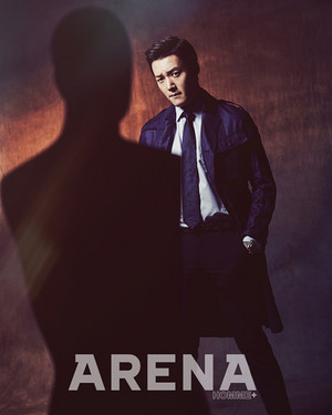 Choi Jin Hyuk For Arena Homme Plus' March 2015 Issue