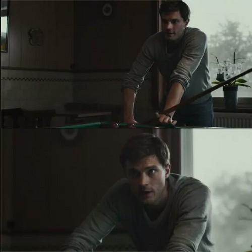 Fifty Shades-Trilogie Hintergrund titled Christian Grey