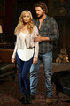 Clay and Elena