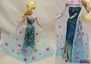 Closer Look at the Disney Store Frozen Fever classic bambole