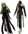 Code Geass - C.C. cosplay costume