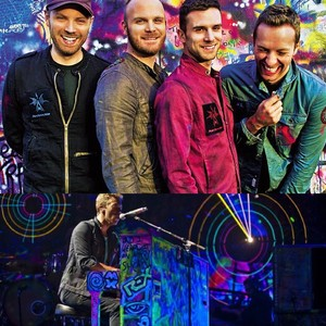 Coldplay modifica