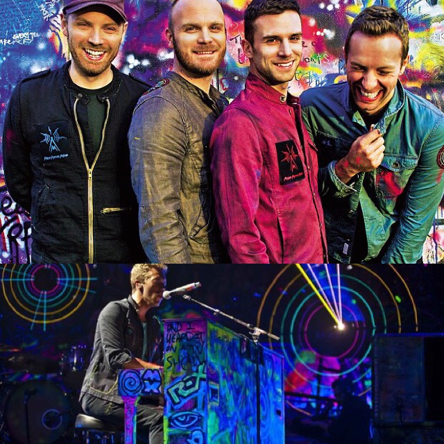 Coldplay ترمیم