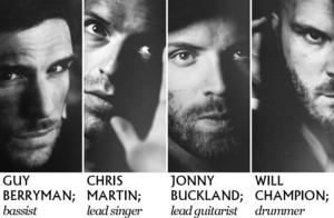 Coldplay members