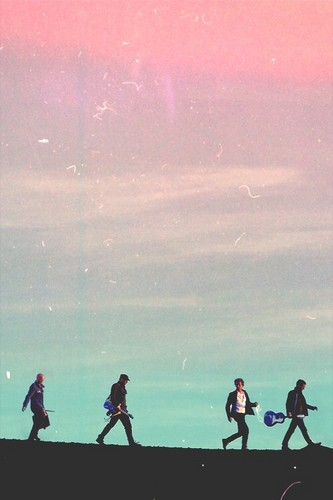 Coldplay wallpaper titled Coldplay tumblr modifica