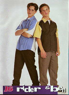 Cory and Shawn