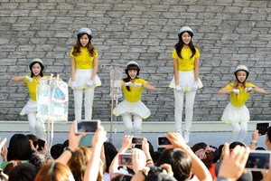 Crayon pop 5 cylinder dance
