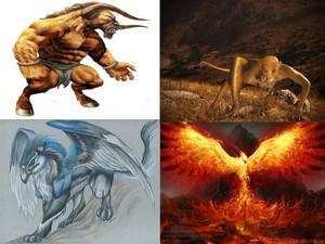 Creatures from Elora's Fellowship on Wattpad.com