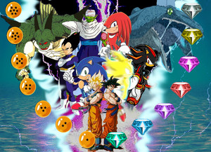 DBZ and Sonic