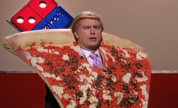 Darrell Hammond as Donald Trump on Saturday Night Live