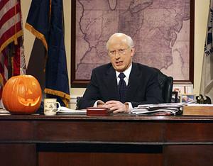Darrell Hammond as Dick Cheney on Saturday Night Live
