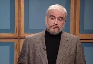 Darrell Hammond as Sean Connery on Saturday Night Live