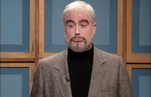 Darrell Hammond as Sean Connery on Saturday Night Live