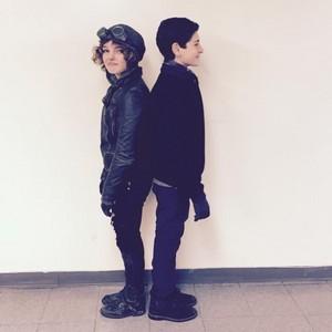 David and Camren