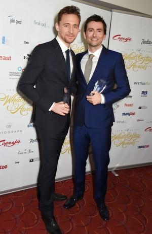 David and Tom - WOS Awards 2015