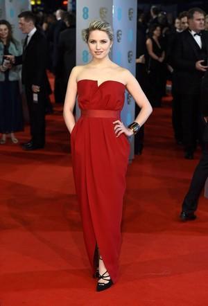 Dianna Agron 2015 BAFTAS