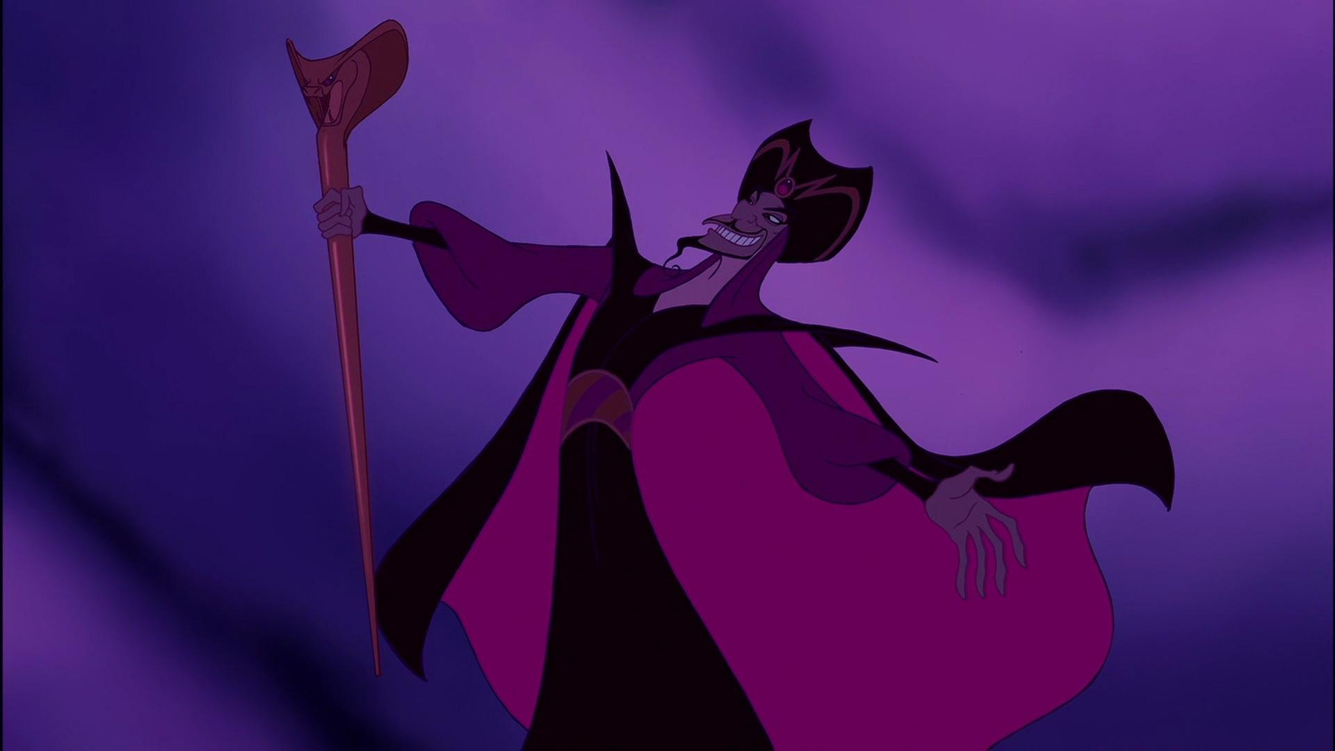Disney Screencaps - Jafar.
