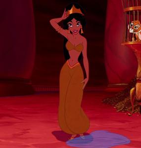 ディズニー Screencaps - Jasmine.